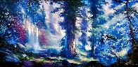 Sunlit Dream Embellished Limited Edition Print by James Coleman - 0