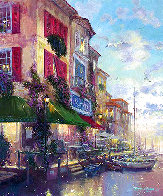 Tuscan Twilight AP 2005 Limited Edition Print by James Coleman - 0