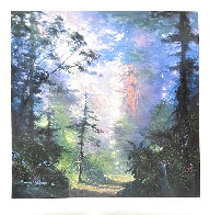 Moment of Peace Limited Edition Print by James Coleman - 1