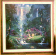 Aloha Spirit 2003 Embellished Limited Edition Print by James Coleman - 1