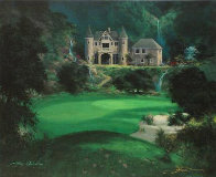 Dream Green Come True AP 2009 Limited Edition Print by James Coleman - 0