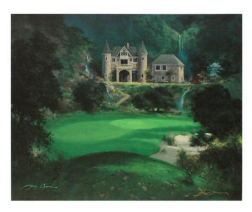 Dream Green Come True AP 2009 Limited Edition Print by James Coleman