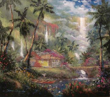 Warm Aloha, Hawaii AP 2006 Limited Edition Print by James Coleman