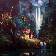 Reflective Paradise 1999 Limited Edition Print by James Coleman - 0