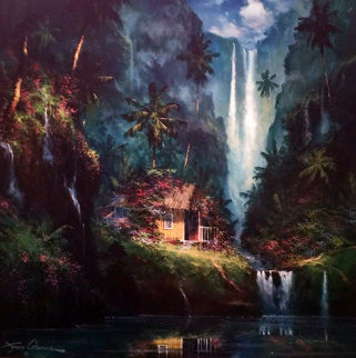 Reflective Paradise 1999 Limited Edition Print by James Coleman