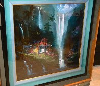 Surrender to Paradise PP 1993 Embellished Limited Edition Print by James Coleman - 1