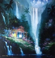 Surrender to Paradise 1994 Super Huge Limited Edition Print by James Coleman - 0