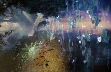 Misty Silence 2001 Limited Edition Print by James Coleman