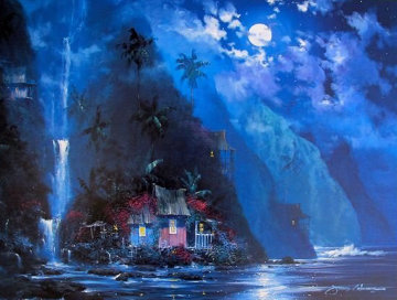 Night Paradise 1997 Limited Edition Print - James Coleman