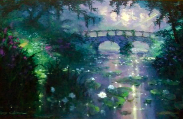 Silence of Light  Embellished 2001 Limited Edition Print by James Coleman