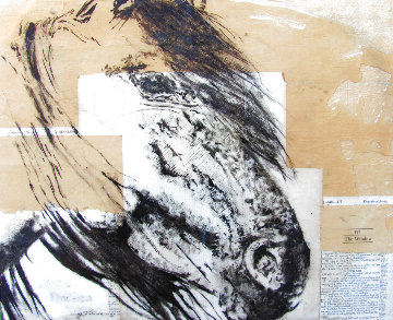 Window 2005 18x24 Original Painting - Ashley Collins