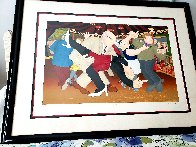 Tango 1985 Limited Edition Print by Beryl Cook - 1