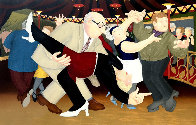 Tango 1985 Limited Edition Print by Beryl Cook - 0