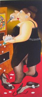Jackpot 1988  Limited Edition Print - Beryl Cook