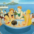 Cruising Limited Edition Print - Beryl Cook