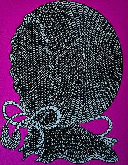 Baby Bonnet 1978 Limited Edition Print - Bill Copley