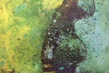 Torso No. 4 1990 Original Painting by Vladimir Cora