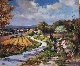 Vallee De Marmole 2000 30x35 Original Painting -  Cora