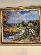 Vallee De Marmole 2000 30x35 Original Painting by  Cora - 1