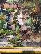 Vallee De Marmole 2000 30x35 Original Painting by  Cora - 2