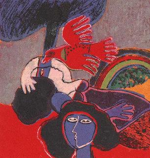 Chanson e Ternelle De l'Ete 2003 Limited Edition Print by Guillaume Corneille