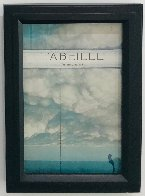 Untitled (I Think Continually) 1964 15x11 Works on Paper (not prints) by Joseph Cornell - 1