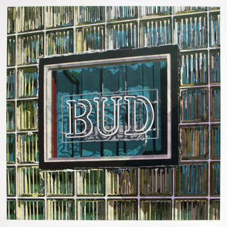 Bud Limited Edition Print - Robert Cottingham