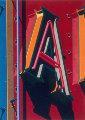 An American Alphabet  Limited Edition Print - Robert Cottingham