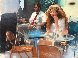 Serie Cafe 1992  40x50 Original Painting by Will Cotton - 3
