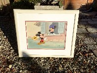 Little Whirlwing 1988 Limited Edition Print by  Courvoisier Disney Cels - 2