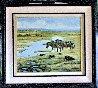 High Plains Drifter 1995 29x33 Original Painting by Craig Bone - 1