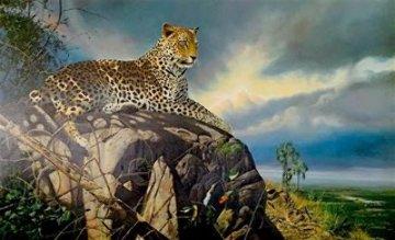 High Society 2004 88x60 Original Painting by Craig Bone