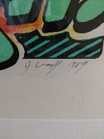 Dear Prudence 1989 Limited Edition Print by  Crash (John Matos) - 2