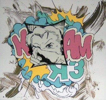KBLAM AP 1990 Limited Edition Print by  Crash (John Matos)
