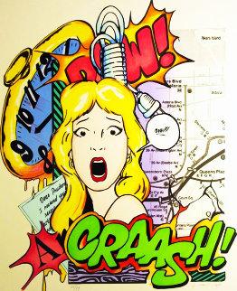 Dear Prudence 1989 Limited Edition Print by  Crash (John Matos)