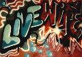 Livewire 1982 93x70 Original Painting -  Crash (John Matos)