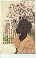 New Dreams 2003 Limited Edition Print by Ernest Crichlow - 3