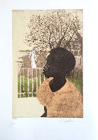 New Dreams 2003 Limited Edition Print by Ernest Crichlow - 1