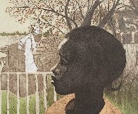 New Dreams 2003 Limited Edition Print by Ernest Crichlow - 2