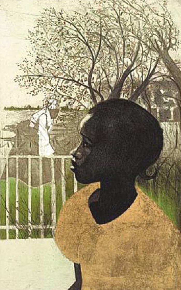 New Dreams 2003 Limited Edition Print by Ernest Crichlow