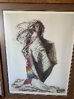 Star Quilt 1981  Limited Edition Print by Penni Anne Cross - 1