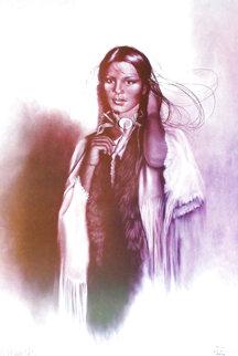 Ma-A-Luppis-She-La-Dus 1987 Limited Edition Print - Penni Anne Cross