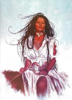 Half-Breed 1989 Limited Edition Print - Penni Anne Cross