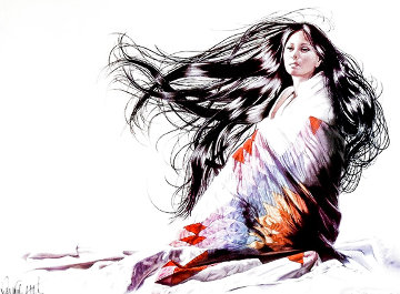 Winter Warmth Limited Edition Print - Penni Anne Cross
