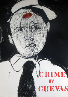 Crime Suite of 11 Prints 1968 Limited Edition Print - Jose Luis Cuevas