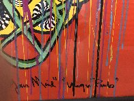 Coney Island on Your Mind 1988 41x33 Huge  Works on Paper (not prints) by Ronnie Cutrone - 4