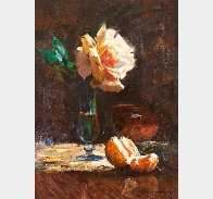Summer Rose 20x16 Original Painting by Cyrus Afsary - 2