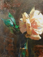 Summer Rose 20x16 Original Painting by Cyrus Afsary - 3