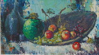 Untitled Still Life 26x44 Huge Original Painting by Cyrus Afsary - 3