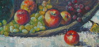 Untitled Still Life 26x44 Huge Original Painting by Cyrus Afsary - 2